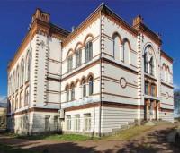 Здание Мужского лицея Сортавала