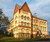 Здание Женской гимназии Сортавала